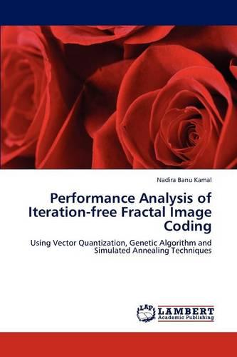 Performance Analysis of Iteration-Free Fractal Image Coding (Paperback)