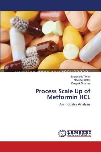Process Scale Up of Metformin Hcl (Paperback)