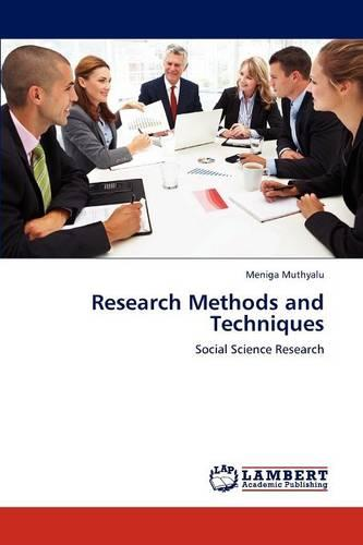 Research Methods and Techniques (Paperback)
