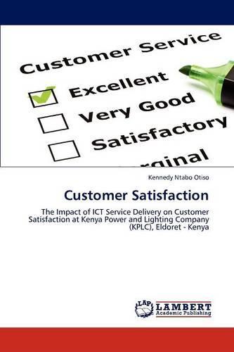 Customer Satisfaction (Paperback)