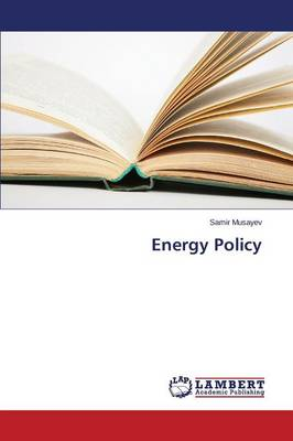 Energy Policy (Paperback)