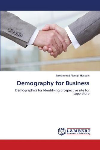 Demography for Business (Paperback)