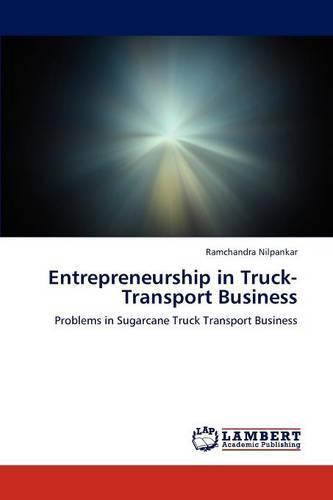 Entrepreneurship in Truck-Transport Business (Paperback)