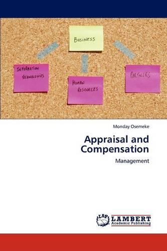 Appraisal and Compensation (Paperback)