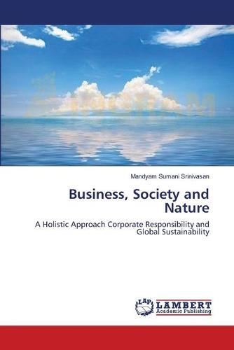 Business, Society and Nature (Paperback)
