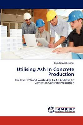 Utilising Ash in Concrete Production (Paperback)