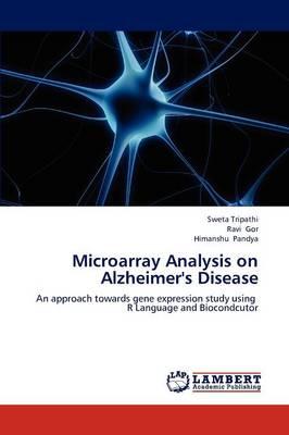 Microarray Analysis on Alzheimer's Disease (Paperback)