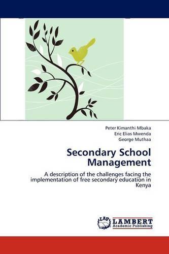 Secondary School Management (Paperback)