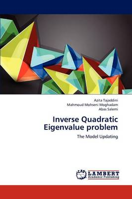 Inverse Quadratic Eigenvalue Problem (Paperback)