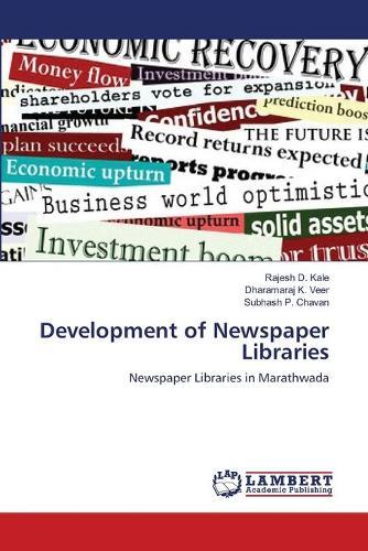 Development of Newspaper Libraries (Paperback)