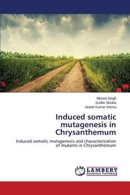 Induced Somatic Mutagenesis in Chrysanthemum (Paperback)