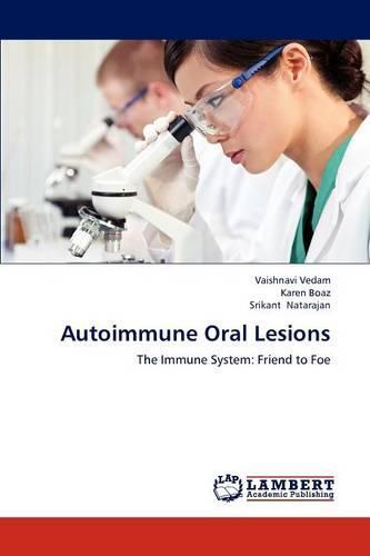 Autoimmune Oral Lesions (Paperback)