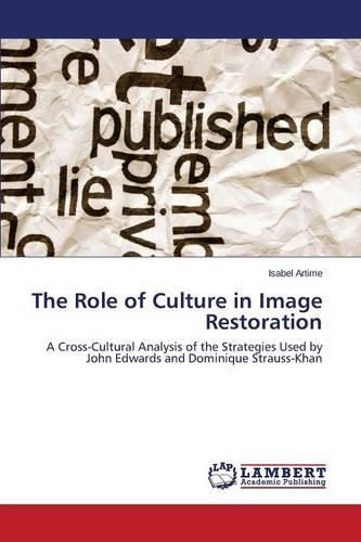 The Role of Culture in Image Restoration (Paperback)