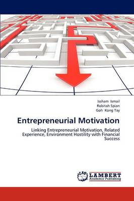 Entrepreneurial Motivation (Paperback)