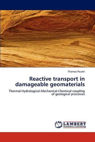 Reactive Transport in Damageable Geomaterials (Paperback)