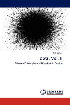 Dots. Vol. II (Paperback)