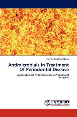 Antimicrobials in Treatment of Periodontal Disease (Paperback)