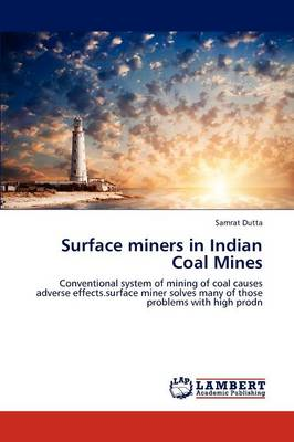 Surface Miners in Indian Coal Mines (Paperback)