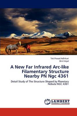 A New Far Infrared ARC-Like Filamentary Structure Nearby PN Ngc 4361 (Paperback)