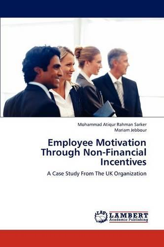 Employee Motivation Through Non-Financial Incentives (Paperback)