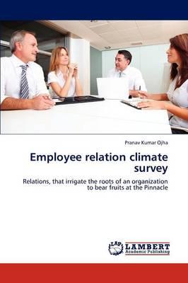 Employee Relation Climate Survey (Paperback)
