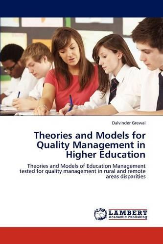 Theories and Models for Quality Management in Higher Education (Paperback)