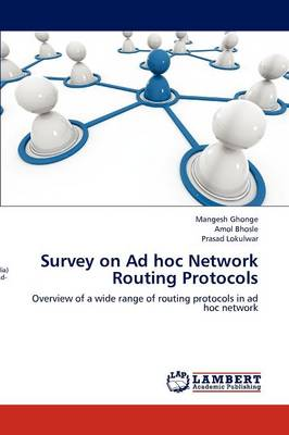 Survey on Ad Hoc Network Routing Protocols (Paperback)