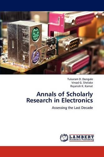 Annals of Scholarly Research in Electronics (Paperback)