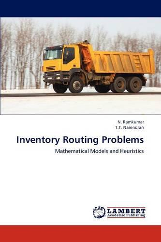 Inventory Routing Problems (Paperback)