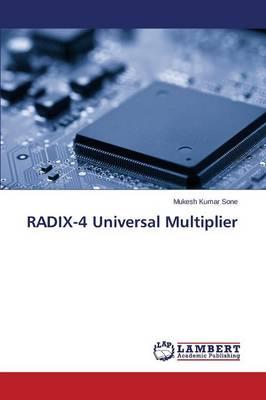 Radix-4 Universal Multiplier (Paperback)
