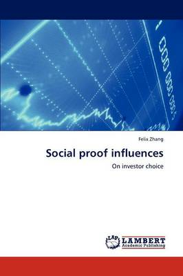 Social Proof Influences (Paperback)