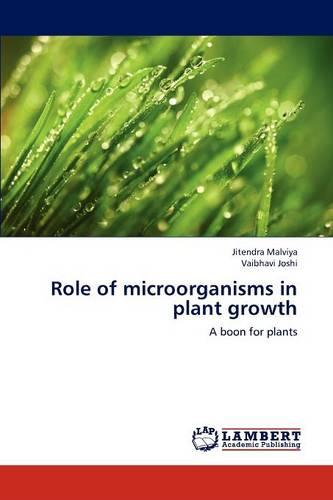 Role of Microorganisms in Plant Growth (Paperback)