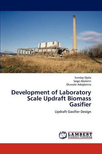 Development of Laboratory Scale Updraft Biomass Gasifier (Paperback)