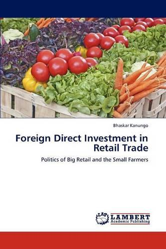Foreign Direct Investment in Retail Trade (Paperback)