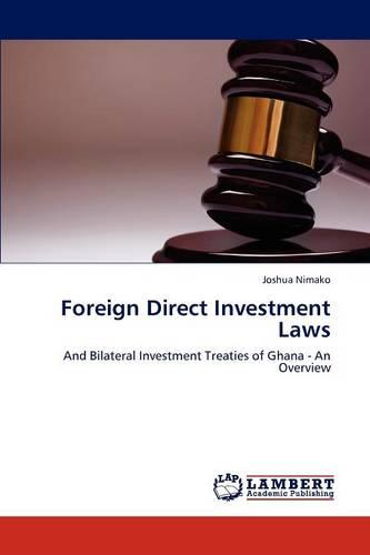 Foreign Direct Investment Laws (Paperback)