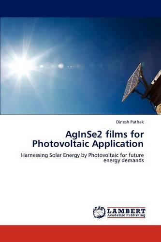 Aginse2 Films for Photovoltaic Application (Paperback)