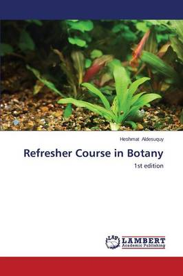 Refresher Course in Botany (Paperback)