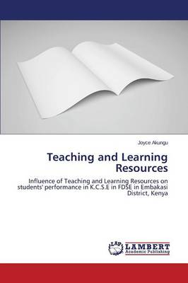 Teaching and Learning Resources (Paperback)