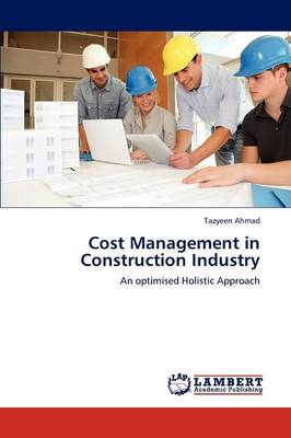 Cost Management in Construction Industry (Paperback)