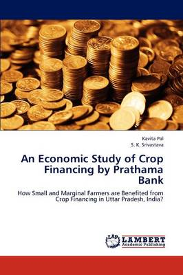 An Economic Study of Crop Financing by Prathama Bank (Paperback)