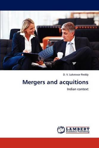 Mergers and Acquitions (Paperback)