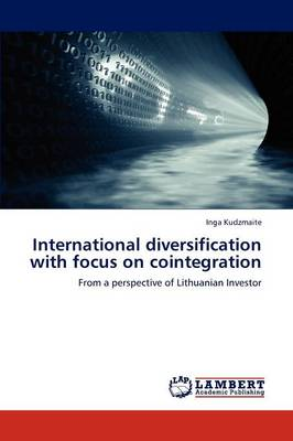 International Diversification with Focus on Cointegration (Paperback)