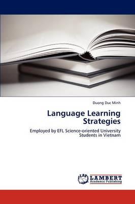 Language Learning Strategies (Paperback)