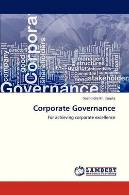 Corporate Governance (Paperback)