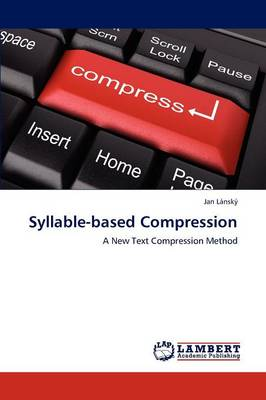 Syllable-Based Compression (Paperback)