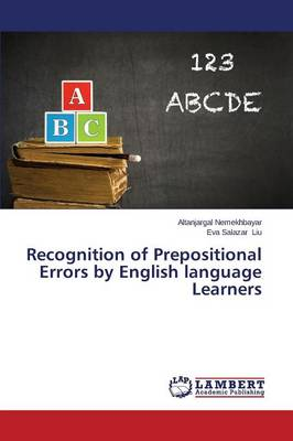 Recognition of Prepositional Errors by English Language Learners (Paperback)
