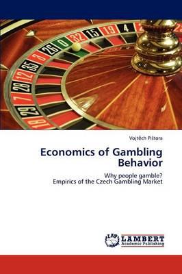 Economics of Gambling Behavior (Paperback)