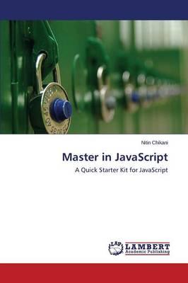 Master in JavaScript (Paperback)