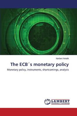 The Ecbs Monetary Policy (Paperback)