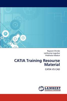 Catia Training Resourse Material (Paperback)